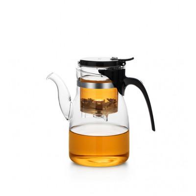 Заварочный стеклянный чайник гунфу SAMADOYO   B-04 900 мл